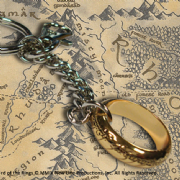 The One Ring Keychain